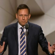Gay Tech Billionaire Peter Thiel Endorses Donald Trump At Republican Convention
