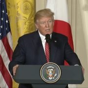 President Donald Trump and Prime Minister Shinzo Abe Take Questions