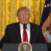President Donald Trump Addresses Leaks And More