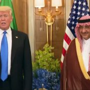 President Trump Thanks The Kingdom of Saudi Arabia