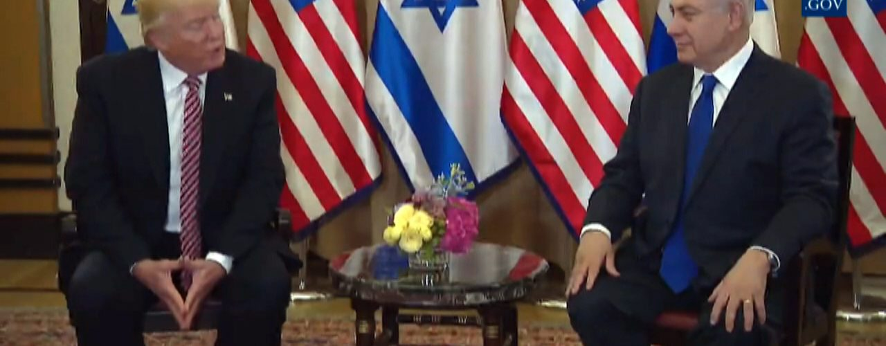 President Trump Reassures Prime Minister Netanyahu In Meeting