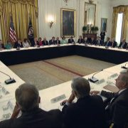 President Trump Meets With Republican Senate Members