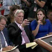White House Press Grills The Press Secretary Over Scaramucci