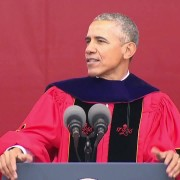 President Obama Tells Rutgers Students What Democracy Really Is