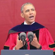 President Obama Lectures Those That Don't Believe In Climate Change
