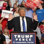 Donald Trump Claims He Is The Messenger For Common Sense