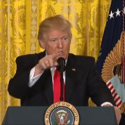 President Trump Make A Bias Comment About CNN Chief Jeff Zucker