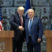 President Trump Speaks To The Israeli People