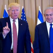"""President Trump Surprisingly States """"I Never Mentioned The Word Israel"""""""
