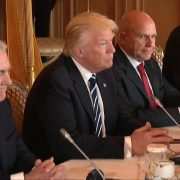 President Trump Meets With Prime Minister Charles Michel of Belgium
