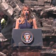First Lady Melania Trump Is A Hit With The People of Poland