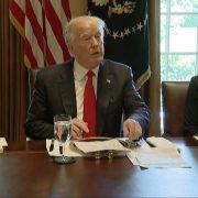 President Trump Invites Senators To Lunch