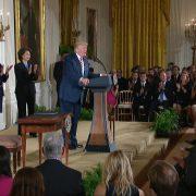 President Trump Proposes New Air Traffic Initiative