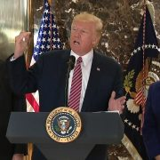 Trump Criticizes CEO'S For Leaving Manufacturing Council Over Charlottesville
