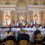 President Trump Speaks Strongly at Three Seas Initiative Summit